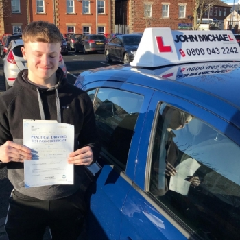 Another FIRST TIME PASS!!!