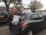 Caroline Haynes @Southshields passed with John Michael Driving School