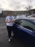 Liam Bowman  passed with John Michael Driving School