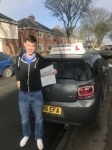 Stewart Ruddy passed with John Michael Driving school