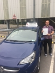 Kevin pope  passed with John Michael Driving School