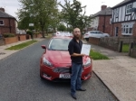 Simon Bell passed with John Michael Driving School