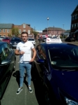 Ian  passed with John Michael Driving School