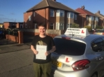 Thomas peterson passed with John Michael Driving school