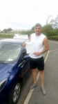 Alex Nisbet passed with John Michael Driving School