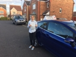 Emma Passed @ Blyth passed with John Michael Driving School