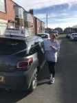 Jessie passed with John Michael Driving School