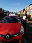 Ellie passed with John Michael Driving School