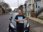 Shaun from South Shields passed with John Michael Driving School
