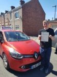 Nathan passed with John Michael Driving School