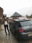 Kate passed with John Michael Driving school