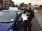 Brandon Brown passed with John Michael Driving School