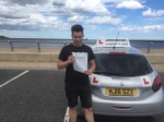 Lewis Barker passed with John Michael Driving School