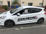 Kym  passed with John Michael Driving School