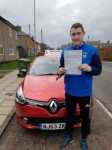 Martin D passed with John Michael Driving School