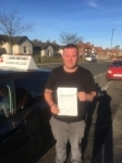 Paul passed @ blyth passed with John Michael Driving School