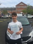 Bradley Walsh passed at Blyth on the 27/09/2017 passed with John Michael Driving School