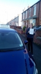 Laura Edgar passed with John Michael Driving School