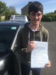 Adam Towns passed with John Michael Driving School