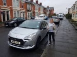 Vicky passed with John Michael Driving school