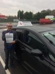 Davie Godfrey  passed with John Michael Driving school