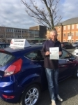 John passed @ Blyth passed with John Michael Driving School