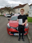 Connor Massey passed with John Michael Driving School
