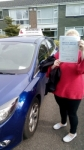 Melanie ss passed with John Michael Driving School