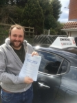 David passed with John Michael Driving School