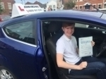 Paddy Brolly passed with John Michael Driving School