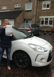 Adele, D passed with John Michael Driving School