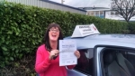 Allison Leadbitter passed with John Michael Driving School
