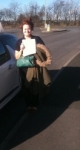 Amy, H passed with John Michael Driving school