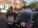 Paul passed @ sunderland  passed with John Michael Driving School