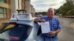 Brian Risebrough  passed with John Michael Driving School