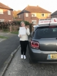 Gemma passed at Blyth passed with John Michael Driving School