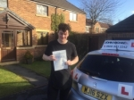 Thomas Stone passed with John Michael Driving school
