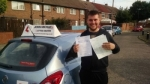 Caleb Keogh passed with John Michael Driving school