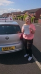 Chloe Brown  passed with John Michael Driving School