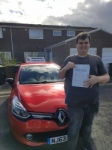 Johnathan Rowntree passed with John Michael Driving School