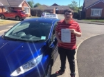 Jordan  passed with John Michael Driving School