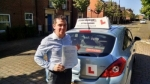 Darren Thompson passed with John Michael Driving school