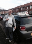 Dean Locky passed with John Michael Driving School