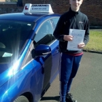 Ben b passed with John Michael Driving School