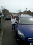 Becca passed with John Michael Driving School