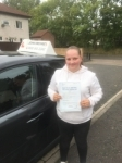 Laura G passed with John Michael Driving School