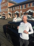 10/11/2017 well done Graeme! just passed at blyth passed with John Michael Driving school