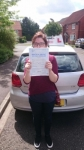 Helena  passed with John Michael Driving School