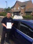 Michael Taylor passed with John Michael Driving school
