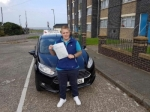 Jamie mcmillan passed with John Michael Driving School